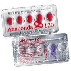 Viagra Genérico Anaconda Sexestreme 120mg