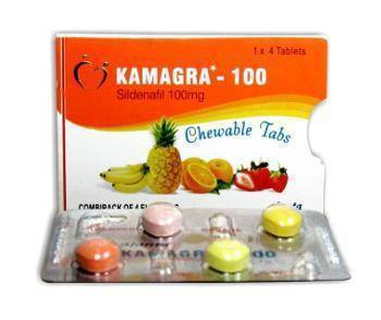 Kamagra Masticable 100mg