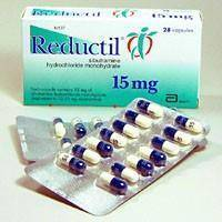 Reductil Genérico 15mg